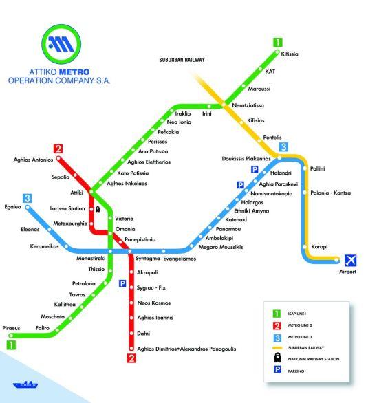 atina-metro-haritası